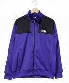 THE NORTH FACE(ザノースフェイス)の古着「Jersey Jacket/ジャージジャケット」|ブルー