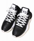 Y-3(ワイスリー)の古着「KAIWA/カイワ」 ブラック