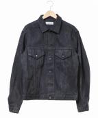 UNUSED(アンユーズド)の古着「12oz denim jacket/デニムジャケット」 ブラック