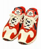adidas(アディダス)の古着「YUNG-1」|レッド