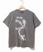 バンドTシャツ(バンドTシャツ)の古着「[古着]Jamie Reid Tシャツ」|グレー