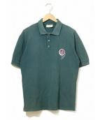 GRATEFUL DEAD(グレイトフル・デッド)の古着「90'sバンドポロシャツ」|グリーン