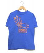 ()の古着「[古着]ヴィンテージTシャツ」|ブルー