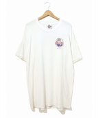 BUBBA GUMP(ババ ガンプ)の古着「[古着]90'sシネマTEE」|ホワイト