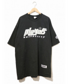 ラップTシャツ(ラップTシャツ)の古着「[古着]90's KENLO Tシャツ」 ブラック