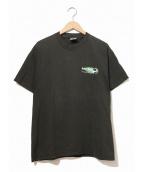 ラップTシャツ(ラップTシャツ)の古着「[古着]90's Grand Royal Tシャツ」 ブラック