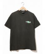 ラップTシャツ(ラップTシャツ)の古着「[古着]90's Grand Royal Tシャツ」|ブラック
