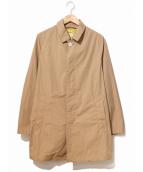 Traditional Weatherwear(トラディショナル ウェザーウェア)の古着「ステンカラーコート」|ベージュ
