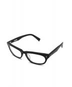 KANEKO OPTICAL(金子眼鏡)の古着「コラボメガネ」|ブラック