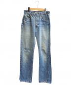 LEVI'S()の古着「[古着]ヴィンテージデニムパンツ」|インディゴ