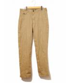 NEXUSVII(ネクサスセブン)の古着「GORE-TEX CHINO PANTS」 ベージュ