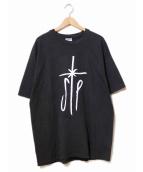 バンドTシャツ(バンドTシャツ)の古着「[古着]the smashing pumpksバンドTシャツ」|ブラック
