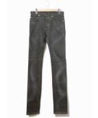 Dior Homme(ディオール オム)の古着「スキニーパンツ」|ブラック