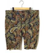 Engineered Garments(エンジニアードガーメンツ)の古着「ショートパンツ」|ネイビー