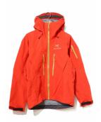 ARCTERYX(アークテリクス)の古着「ALPHA SV Jacket 30yrs」|オレンジ
