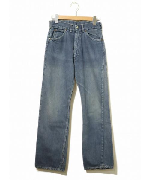 FOREMOST(フォアモースト/フォアモスト)FOREMOST (フォアモースト/フォアモスト) [古着]ヴィンテージ デニム パンツ インディゴ サイズ:表記無し 50's・両耳の古着・服飾アイテム