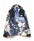 SUPREME×THE NORTH FACE()の古着「Mountain Jacket」|ブルー