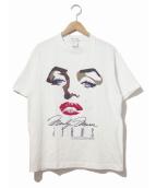 Marilyn Monroe(マリリンモンロー)の古着「90'sマリリン・モンローTEE」|ホワイト