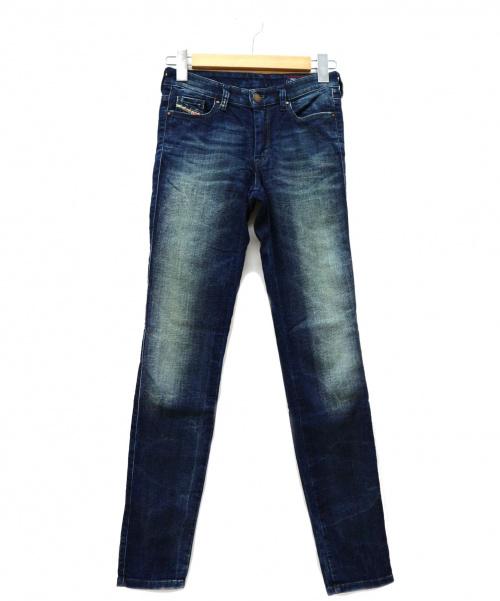 DIESEL(ディーゼル)DIESEL (ディーゼル) ジョグパンツ インディゴ サイズ:Size 25 Dorisの古着・服飾アイテム