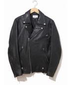 FREAKS STORE(フリークスストア)の古着「ライダースジャケット」 ブラック