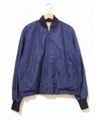 McGREGOR(マクレガー)の古着「[古着]アンチフリーズドリズラージャケット」|ネイビー