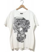 RED HOT CHILI PEPPERS(レッドホットチリペッパーズ)の古着「90'sバンドTシャツ」|ホワイト