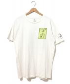Patagonia(パタゴニア)の古着「Tシャツ」|ホワイト