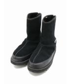 suicoke(スイコック)の古着「別注センターシームブーツ」|ブラック