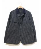 Engineered Garments(エンジニアードガーメンツ)の古着「ロガージャケット」|ネイビー