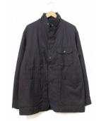 Engineered Garments(エンジニアードガーメンツ)の古着「ベンソンジャケット」|ネイビー