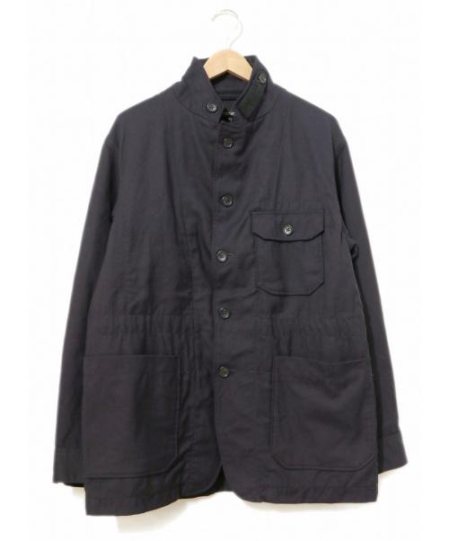 Engineered Garments(エンジニアードガーメンツ)Engineered Garments (エンジニアードガーメンツ) ベンソンジャケット ネイビー サイズ:M 17AW・Benson Jacketの古着・服飾アイテム