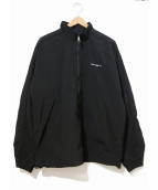 Carhartt WIP(カーハート ダブリューアイピー)の古着「CASPER JACKET」 ブラック