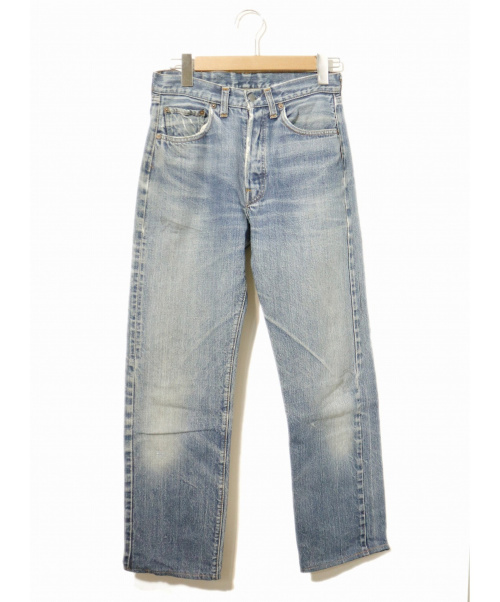 LEVIS(リーバイス)LEVIS (リーバイス) [古着]ヴィンテージ デニム パンツ インディゴ サイズ:タグ劣化の為不明  501・BIG E・紙パッチ残りの古着・服飾アイテム