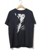 bauhaus(バウハウス)の古着「バンドTシャツ」|ブラック