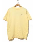 Grateful Dead(グレイトフル・デッド)の古着「バンドTシャツ」|イエロー
