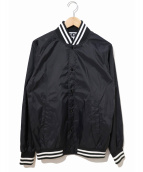 CDG(コム・デ・ギャルソン)の古着「バックロゴブルゾン」|ブラック