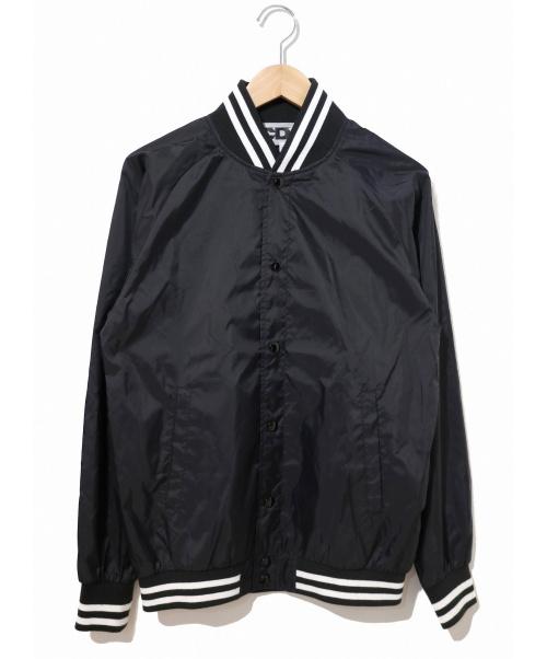CDG(コム・デ・ギャルソン)CDG (コム・デ・ギャルソン) バックロゴブルゾン ブラック サイズ:S SZ-J006・AD2018の古着・服飾アイテム