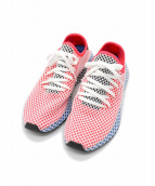adidas(アディダス)の古着「スニーカー」|ピンク