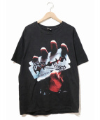 JUDAS PRIEST(ジューダス・プリースト)の古着「90'sバンドTシャツ」|ブラック