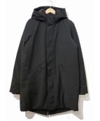 TATRAS(タトラス)の古着「ダウンコート」|ブラック
