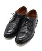 Allen Edmonds(アレンエドモンズ)の古着「ストレートチップシューズ」|ブラック
