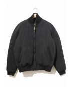 SUGAR CANE(シュガーケーン)の古着「オールパーパスダウンジャケット」|ブラック