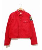Wrangler(ラングラ)の古着「復刻12MJZジャケット」|レッド