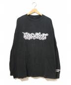 ラップTシャツ(ラップTシャツ)の古着「[古着]90's FUNK DOO BIEST ロンTEE」|ブラック