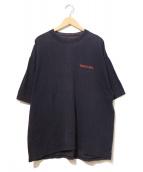 ラップTシャツ(ラップTシャツ)の古着「[古着]90's 2Pac Tシャツ」 ネイビー