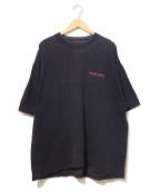 ラップTシャツ(ラップTシャツ)の古着「[古着]90's 2Pac Tシャツ」|ネイビー