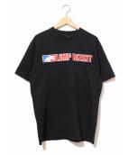 バンドTシャツ(バンドTシャツ)の古着「[古着]limp bizkit バンドTシャツ」|ブラック