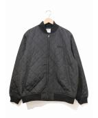 X-LARGE(エクストララージ)の古着「キルティングジャケット」|ブラック