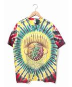 バンドTシャツ(バンドTシャツ)の古着「[古着]90's Grateful Dead バンドTシャツ」|タイダイ