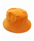 HERMES(エルメス)の古着「[OLD]バケットハット」 オレンジ